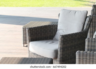 Cafe Terrace Sofa