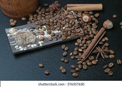 caffeine, chocolate