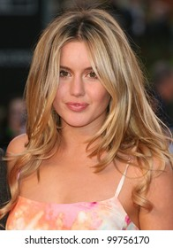 Caggie Dunlop arriving for the Titanic 3D film premiere, Royal Albert Hall, London. 27/03/2012 Picture by: Alexandra Glen / Featureflash