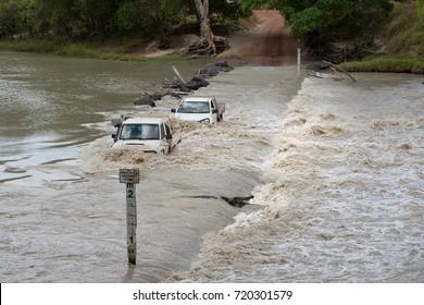 Cahill's Crossing, Kakadu National Park, Northern Territory, Australia