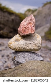 A Cairn is a stack of stones