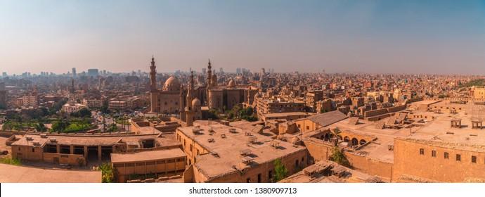 Cairo city, Cairo, Egypt, Africa