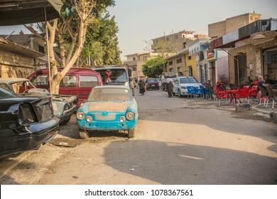 Cairo Street Images, Stock Photos & Vectors | Shutterstock
