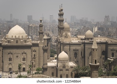 Cairo View from Citadel
