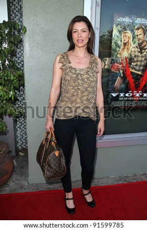 Caitlin Keats At The Victim Special Screening New Beverly Cinema Los Angeles