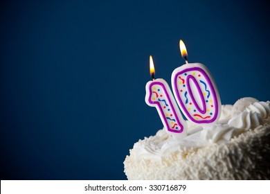 10th Birthday Cake Images, Stock Photos \u0026 Vectors