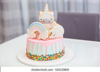 Stupendous Birthday Unicorn Stock Photos Images Photography Shutterstock Funny Birthday Cards Online Aeocydamsfinfo