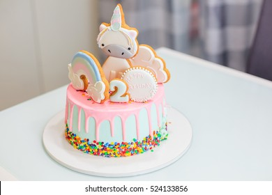 Brilliant Cake For Kids Stock Photos Images Photography Shutterstock Personalised Birthday Cards Arneslily Jamesorg