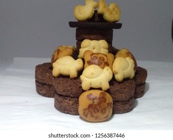 cake with cocolate