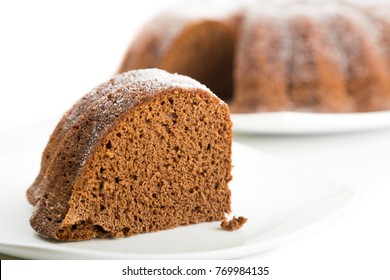 Cake, cook, isolated.