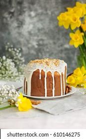 cake. Easter