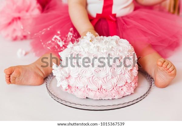Fantastic Cake First Birthday Funny Birthday Cake Stock Photo Edit Now Funny Birthday Cards Online Overcheapnameinfo