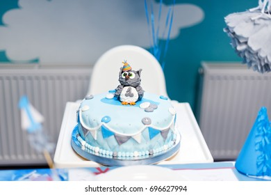 Fabulous Owl First Birthday Stock Photos Images Photography Shutterstock Funny Birthday Cards Online Fluifree Goldxyz