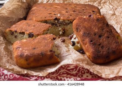 cake from semolina