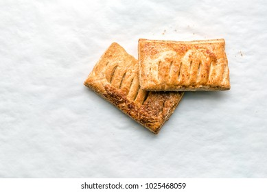 Cake strudel with sweet filling