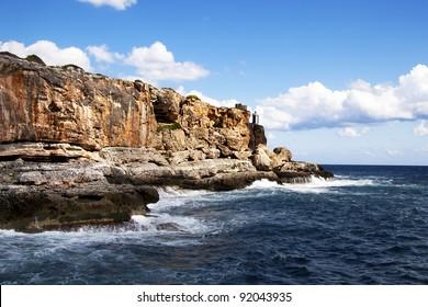 Cala Figuera, Palma de Mallorca, Mallorca, Spain