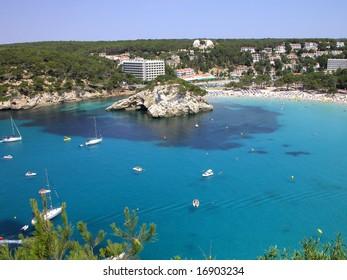Cala Galdana Beach (Menorca)