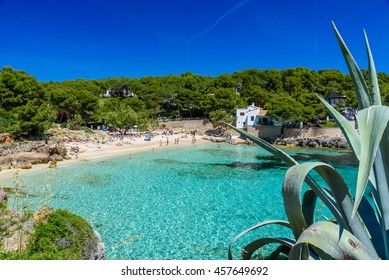 Cala Gat at Rajada, Mallorca - beautiful beach and coast