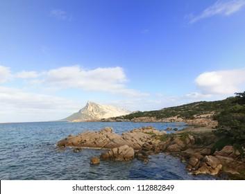 Cala Girgolu, Sardinia