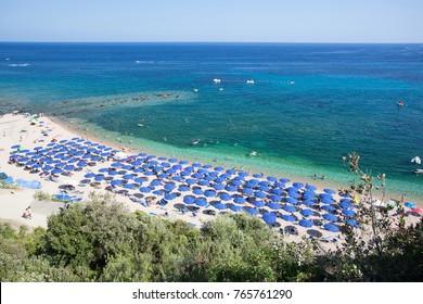 Cala Gonone beach, Sardinia, Italy