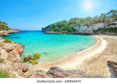 Cala Llombards, Mallorca, Spain