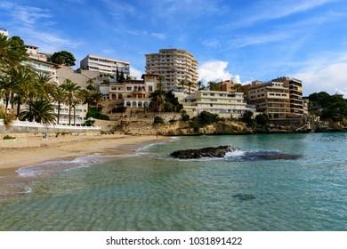 Cala Major Beach, Palma de Mallorca