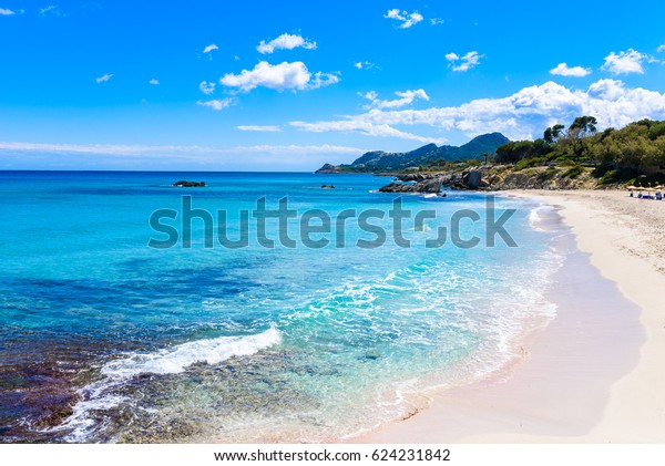 Cala Moll - schöner Strand von Cala Rajada, Mallorca - Spanien