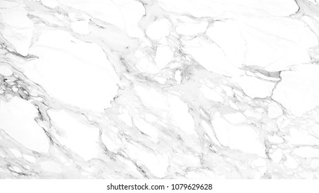 Calacatta white marble texture slab Carrara marble countertop background for ceramic inkjet