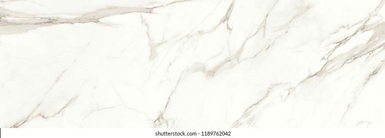 Calacatta White Premium White Marble Tile
