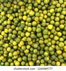 Calamansi also know as Calamondin. Abundantly found asian countries. Its tangy taste perfect for condiments and for juice.