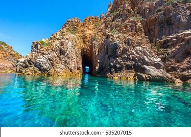 Calanches de Piana, Corsica