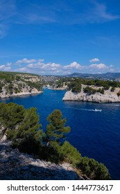 Calanques de Port Pin, Port Miou and Cap Canaille in Cassis, France