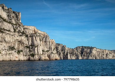 Calanques of marseille , Provence , French