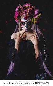 Imágenes Fotos De Stock Y Vectores Sobre Catrina Costume