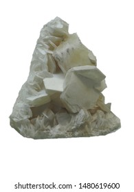 """Calcite is a carbonate mineral and the most stable polymorph of calcium carbonate (CaCO3). The Mohs scale of mineral hardness, based on scratch hardness comparison, defines value 3 as """"calcite""""."""