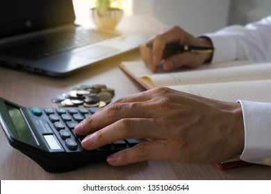 Calculate annual company and individual tax payments. Internal audit of the Revenue Department