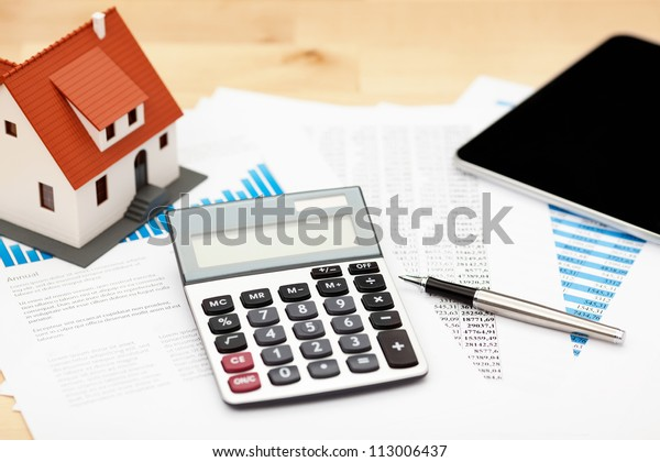 Calculating home finances