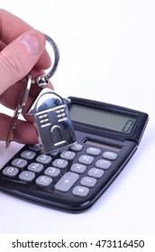 Calculating mortgage repayments