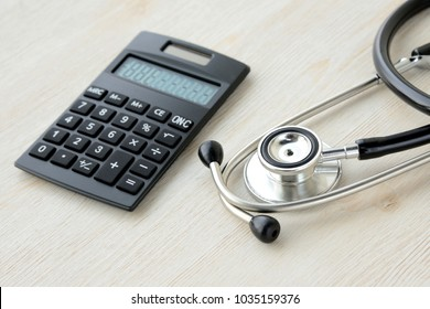 Calculation for medical expenses concepts