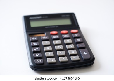 Calculator. Business, office supplies