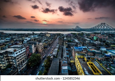 "Calcutta- An Idea of Home ""The city stands like a virgin bride ,brimming with tender grace.Dancing rhythmically to tunes of  ektara ,Like a fakir high on cannabis .Perhaps Calcutta is an idea of home"