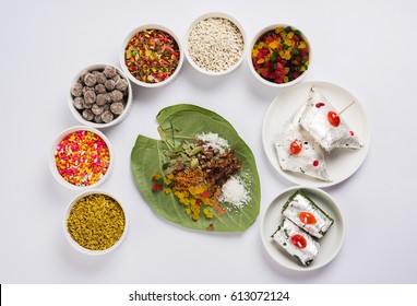 Calcutta Mitha/Meetha masala paan which is also  works as mouth freshener