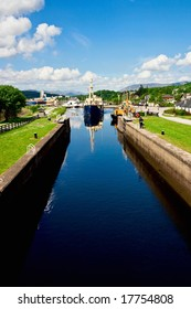 Caledonian Canal at Fort William