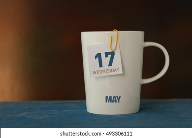 Calendar: 17 MAY WEDNESDAY