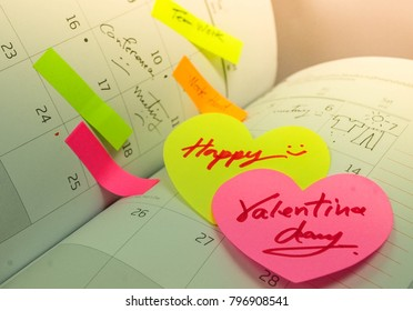 Calendar of love days