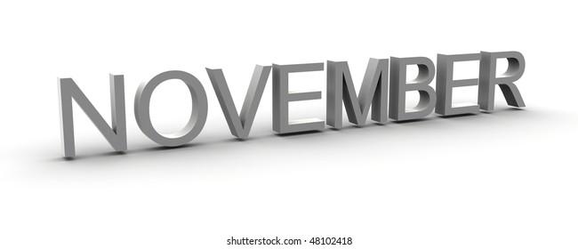 Calender  month