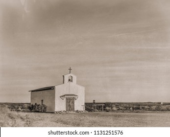 Calera Chapel, West Texas
