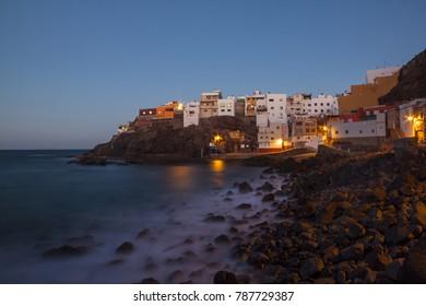 Caleta de Arriba, Gran Canaria