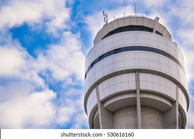Calgary Airport Traffic Control Tower