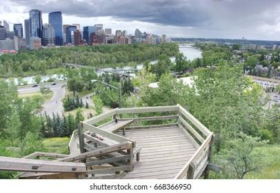 Calgary Memorial Stairs